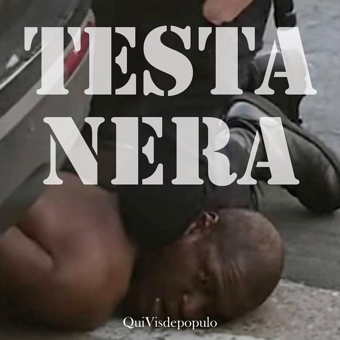 La prima Cover di Testa Nera cassata da Itunes per violazione di diritti di copyright