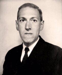 H.P. Lovercraft  (1890 +1937)