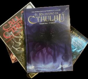 Il Richaimo di Cthulhu